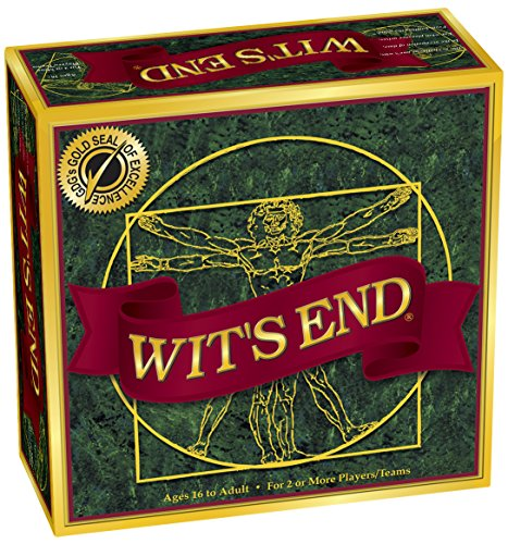 Wit's End Board Game (Best New Family Board Games)