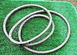 (Ship from USA) Grasshopper 61'' Commercial Lawn Mower Mule Drive Belt MID-MOUNT 382085 /ITEM NO#E8FH4F85474616