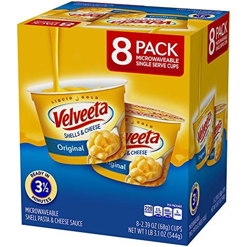 Review Velveeta Shells & Cheese