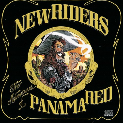 The Adventures of Panama Red - New Riders of the Purple Sage