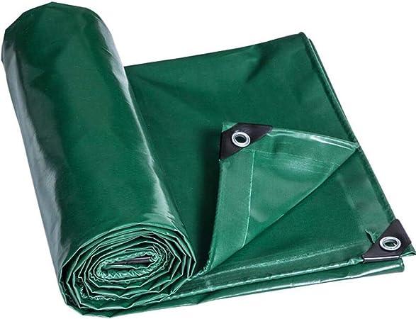 FCXBQ Lona para jardín Malla Impermeable Protector Solar Lona espesante Poncho Impermeable Poncho Impermeable Lona Impermeable Lona Industrial (Tamaño: 3 * 3m): Amazon.es: Hogar