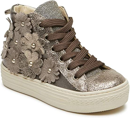 argumento vela Visualizar  PRIMIGI 2433822 Sneaker Mädchen hochgeschlossene Schuhe in Italien  hergestellt: Amazon.de: Schuhe & Handtaschen