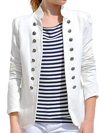 ShuangRun - Camiseta de Tirantes para Mujer (Talla XL), Color Azul ...