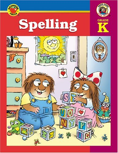Download Mercer Mayer Spelling, Grade K PDF
