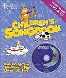 Children's Songbook, Reader's Digest Editors, 0762106190
