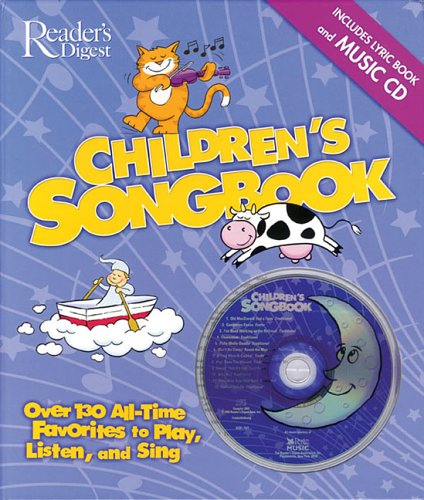 Children's Songbook with CD ebook