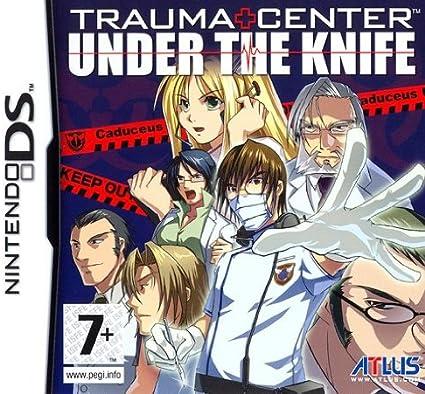 Trauma Center: Under The Knife