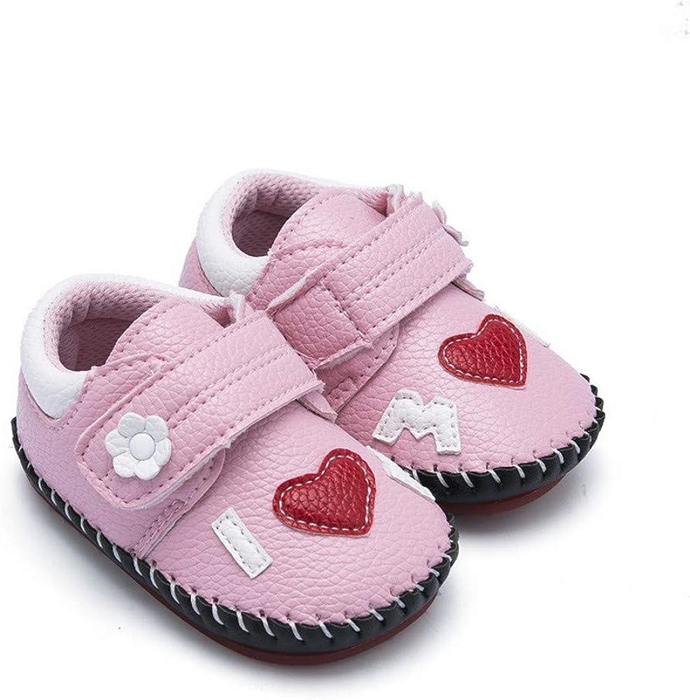 HsdsBebe Baby Boys Girls Pu Leather