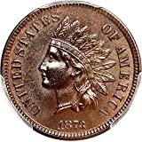 1873 P Indian Cents Open 3 Cent MS64 PCGS BN