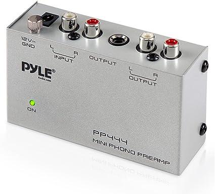 PYLE PP444 Pyle Pro Phono Preamplifier