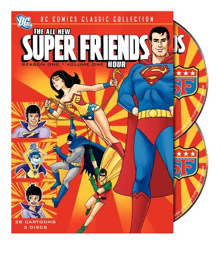 Super Friends: The All New Super Friends Hour - Season 1, Vol. -