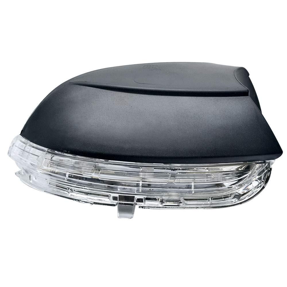 MPN: 1847387,1847389 Maso 2/pcs R/étroviseur Indicateur lampe Lens Cover Compatible avec Transit MK8//à partir de 2014/C/ôt/é gauche et droite