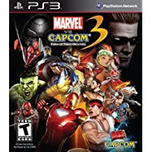 Marvel Vs Capcom 3: Fate of Two Worlds - PlayStation 3 Standard Edition