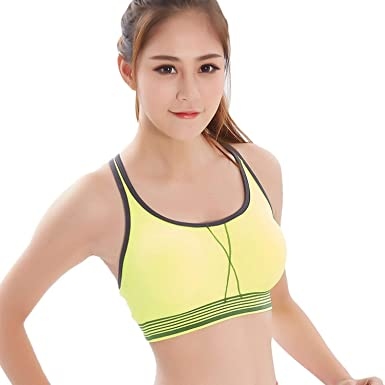 74ea090d6c788 Webboon women polyester and spandex sports bra peach free size to clothing  accessories jpg 385x385 Size