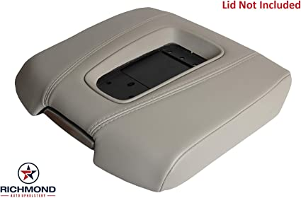 Cadillac Escalade Center Console Armrest Lid Shale New OEM w// Phone Dock Charger