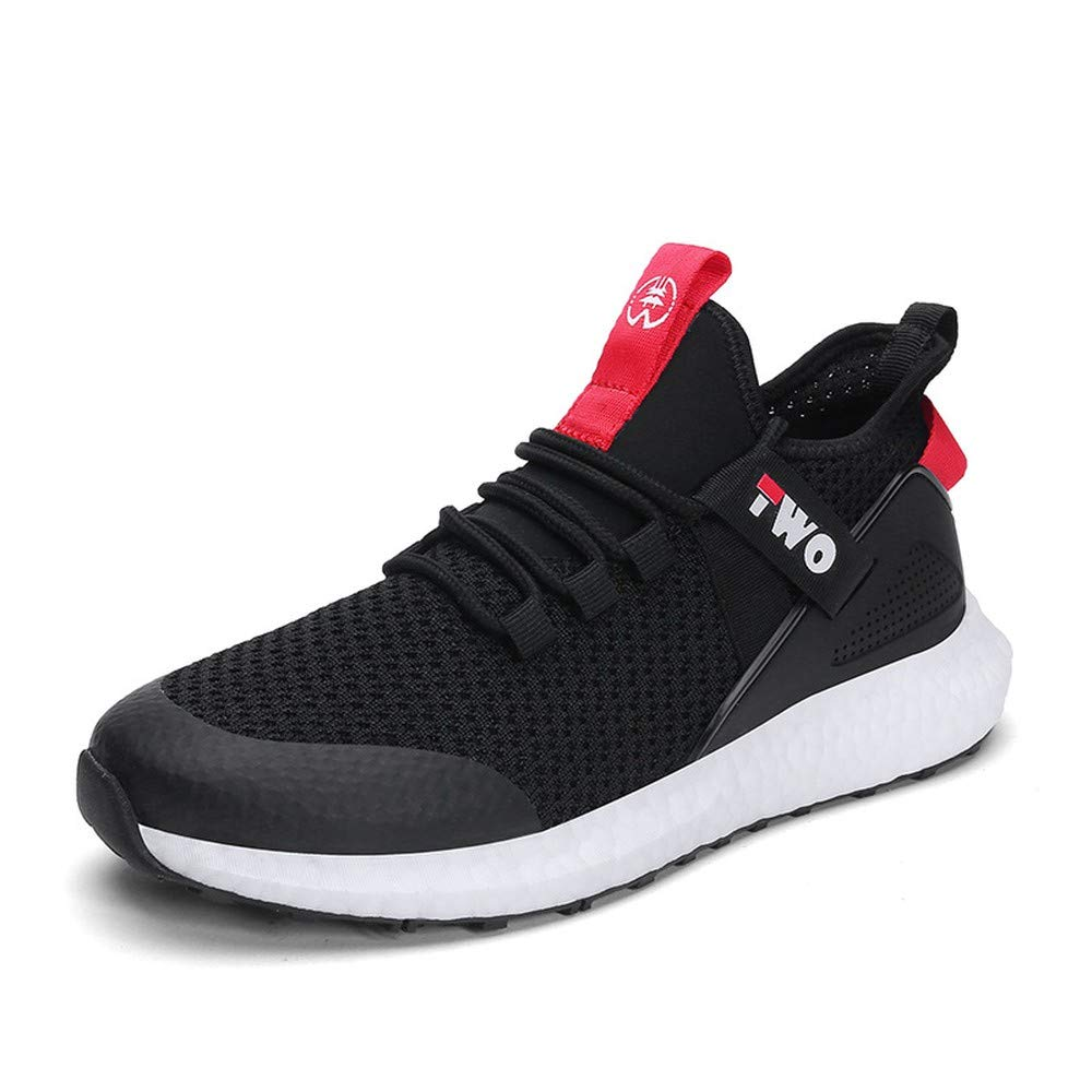 Fashion Shoebox Mens Womens Running Shoes Fashion Breathable Sneakers Mesh Soft Sole Casual Athletic Lightweight Walking Shoes