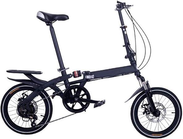 Bicicleta portátil bicicletas para hombres y mujeres. Bicicleta ...