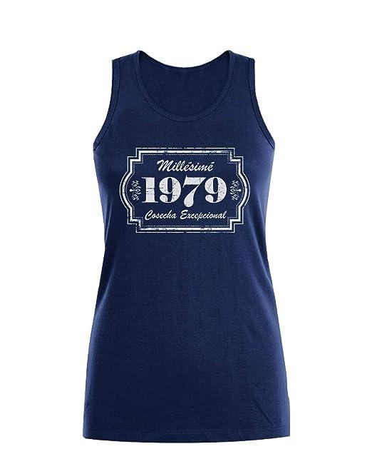 Camiseta sin Mangas para Mujer - 1979 Cosecha Excepcional ...