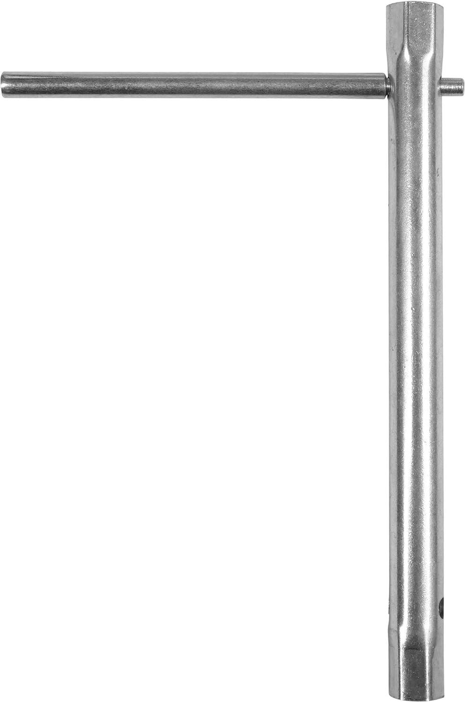 ZYT186 silber Werkzeyt Montage-Satz 4-teilig-Mit Rohr-Steckschl/üsseln /& Drehstift-Einfache Armaturen an Waschtisch /& Sp/üle//Montagewerkzeug//Untertisch-Installation