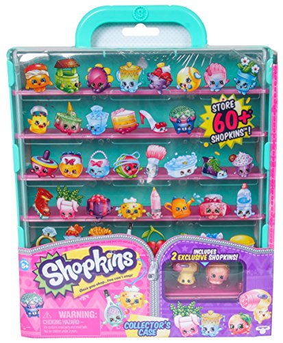 Shopkins Collectors Case Toy