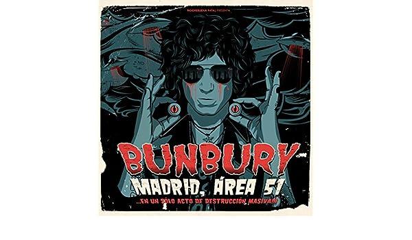 Bujías para el dolor (feat. Quique González) [Directo Madrid] de Bunbury en Amazon Music - Amazon.es
