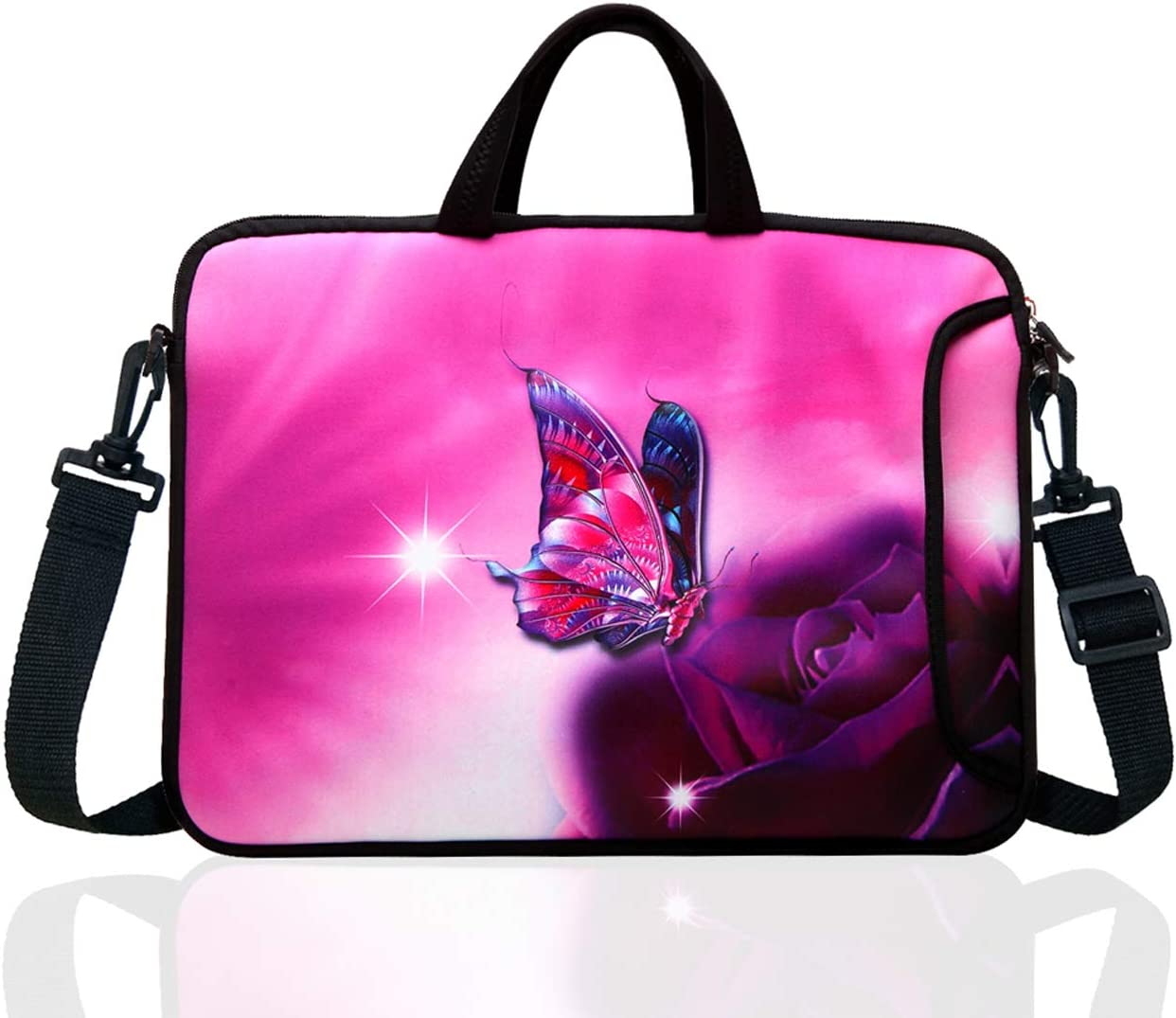 "15.6-Inch Laptop Shoulder Bag Case Sleeve For 14 15"" 15.6 Inch HP/Dell/Lenovo"