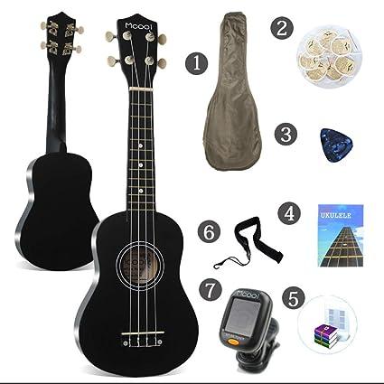 LCDY Entrada De Ukelele para Guitarra Ukulele Guitarra de 21 ...