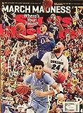 Frank Mason III Autographed Kansas Basketball Signed Sports Illustrated Magazine POY JSA COA