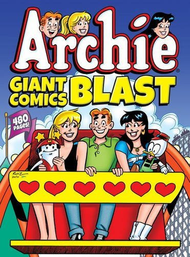 Download Archie Giant Comics Blast (Archie Giant Comics Digests) PDF