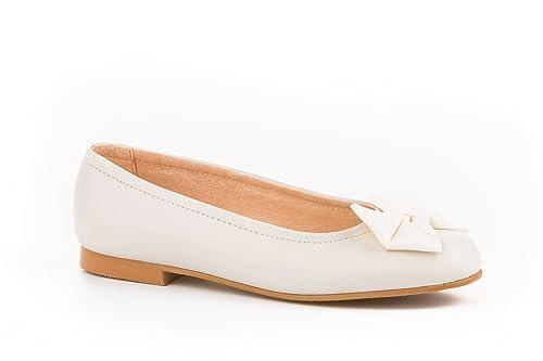 0d95575cc Bailarinas para Niñas Todo Piel Angelitos mod.1509. Calzado Infantil Made  in Spain