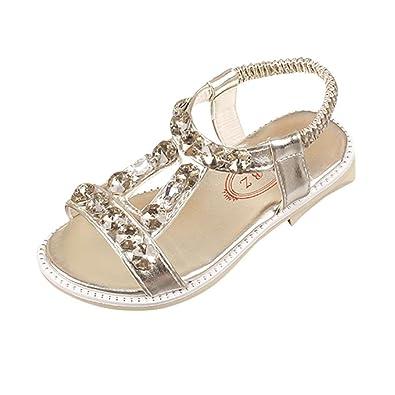 76a0ba4edba6e Winkey Shoes for 3-9 Years Old Girls, Summer Kids Baby Girls Sandals ...