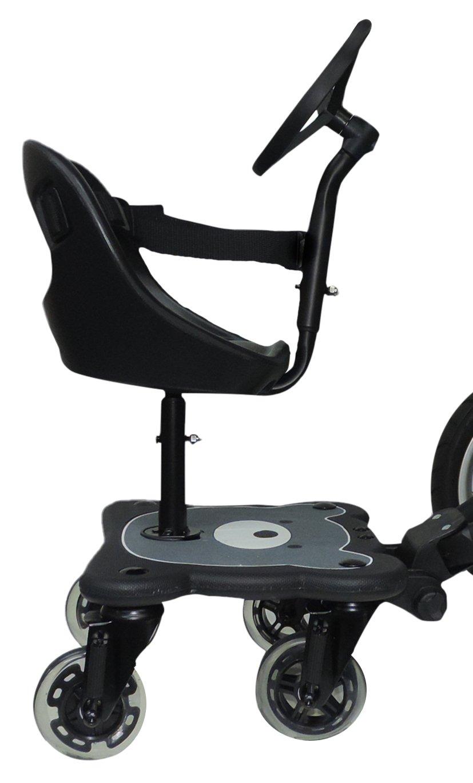Eichhorn Cozy S Rider - Asiento para cochecito de niños ...
