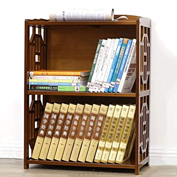 Amazon.com: Bookshelf Bookcase Bookcase Retro Living Room ...