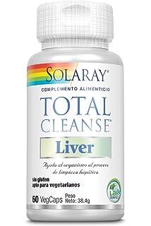 Total Cleanse Multisystem 120 cápsulas de Solaray: Amazon.es: Salud ...