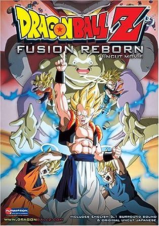Amazon Com Dragon Ball Z Fusion Reborn Masako Nozawa Ryo