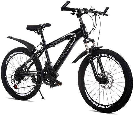 MYMGG Bicicletas 24 Velocidades Ruedas De Bicicleta De ...