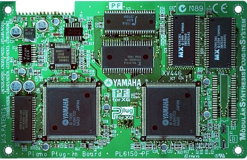 YAMAHA PLG150-PF PLG 150 PF plugin board for sale  Delivered anywhere in USA