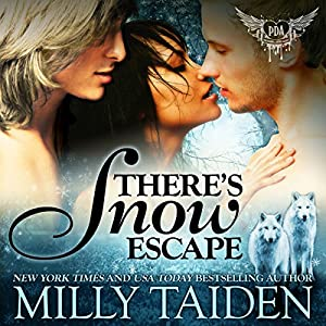 There's Snow Escape: BBW Paranormal Shape Shifter Romance Hörbuch