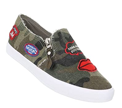 Used Sneakers Damen Damen JeansStoffschuhe Sneakers Schuhcity24 Schuhcity24 dBeCxo