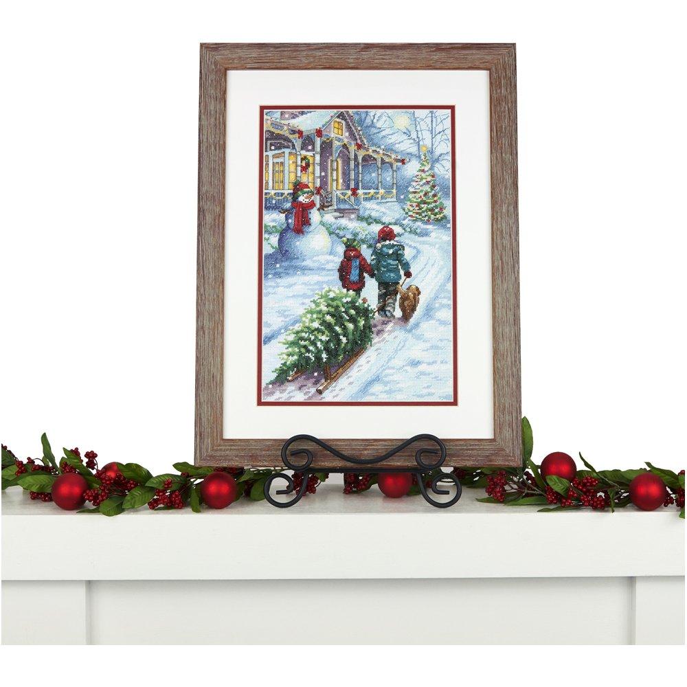 Dimensions Maße Näharbeiten Weihnachten Tradition, Zählmusterpackung ...
