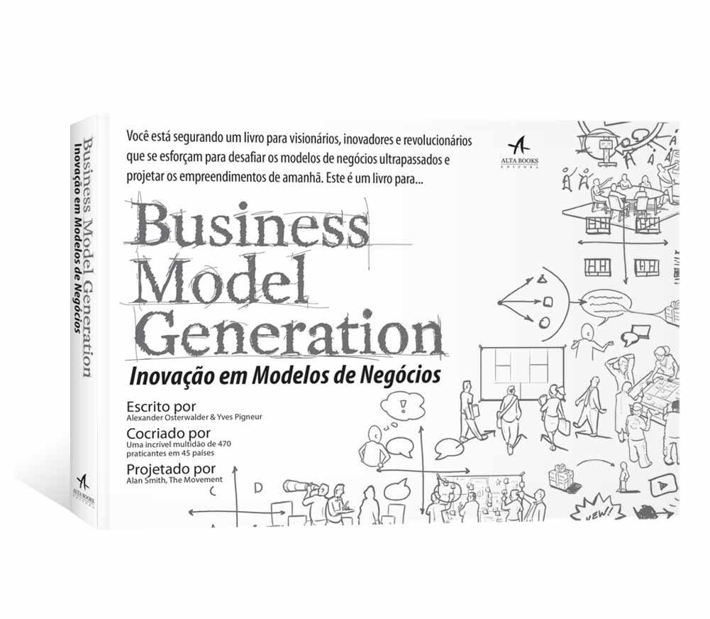 amazon business model generation inovação em modelos de negócios