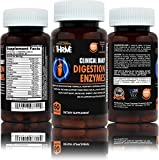 CLINICAL DAILY Digestion Enzymes. 18 all natural plant based enzymes support digestion of