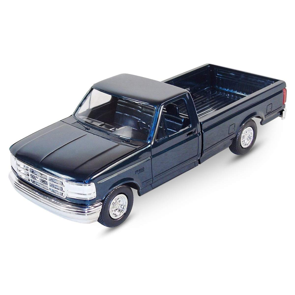 ERTL AMT 1994 Ford F150 Pickup XLT 1 25 Scale Deep Forest Green. Plastic ERTL Promo Collectors Item.