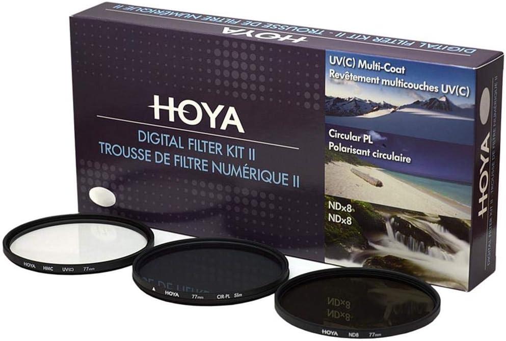 C-PL Circular Polarizer Multithreaded Glass Filter Multicoated 46mm for Panasonic HDC-TM700K