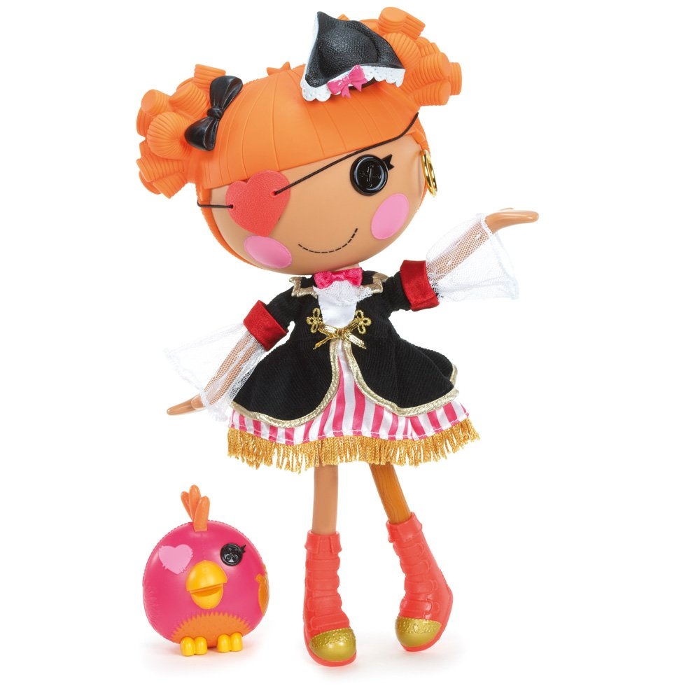 Lalaloopsy Puppe - Peggy Seven Seas [UK Import]