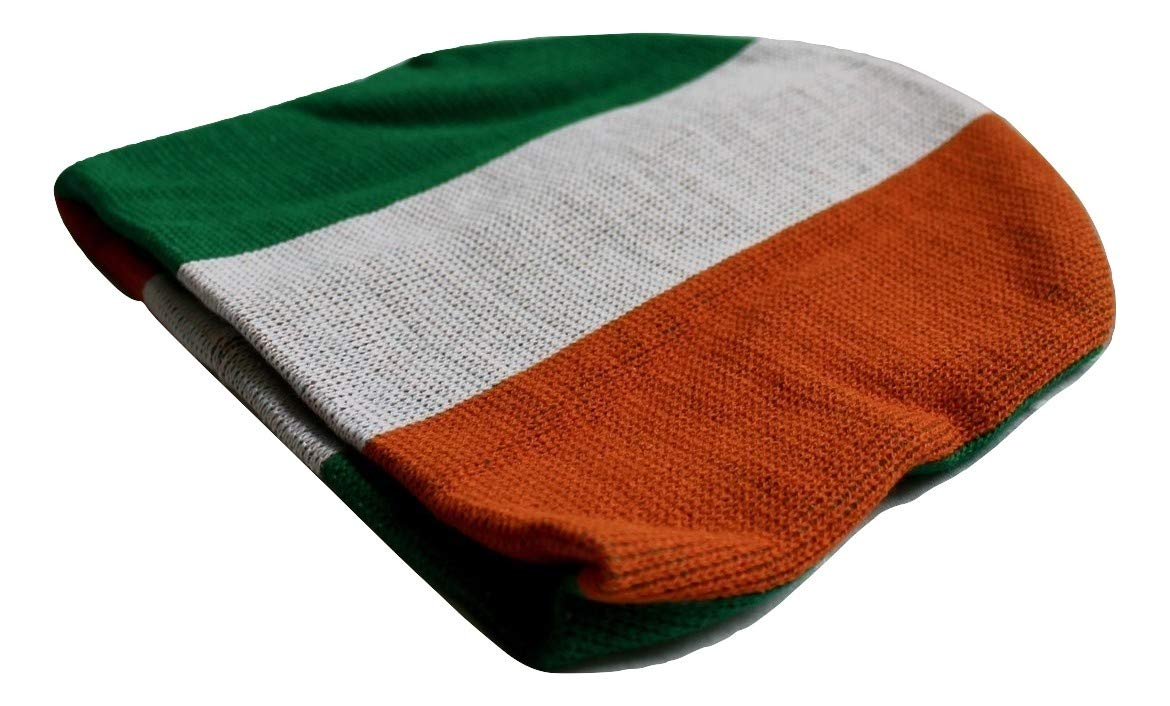 Amazon.com   Ireland Irish Flag Beanie  24ff3da424c