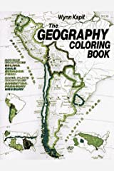 Geography Coloring Book Paperback