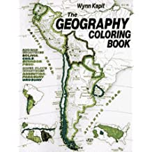 geography coloring book - Geography Coloring Book