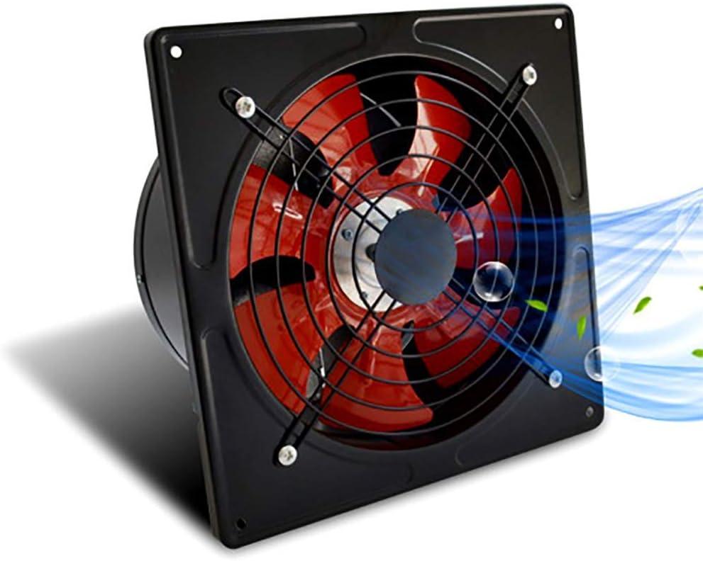 BCXGS Ventilador Extractor de Cocina, Extractor de Aire Industrial con Motor de Cobre Puro, Bajo Nivel de Ruido y Bajo Consumo de Energía, para Eliminar Rápidamente Los Humo del Interior