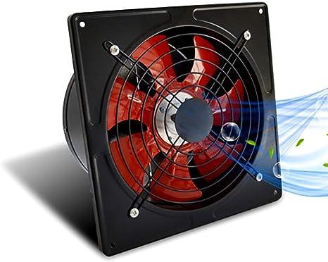 BCXGS Ventilador Extractor de Cocina, Extractor de Aire Industrial con Motor de Cobre Puro, Bajo Nivel de Ruido y Bajo Consumo de Energía, para Eliminar Rápidamente ...